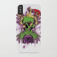 dramatical murder iPhone & iPod Cases featuring Murder by Tshirt-Factory