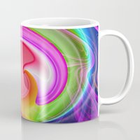 """agate Mugs featuring """" Agate """"  by shiva camille"""