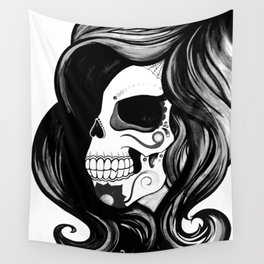 Rehab Muted. Wall Tapestry