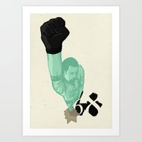 Statue of Liberty '68 Art Print