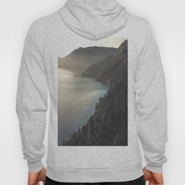 First Light at the Lake II Hoody