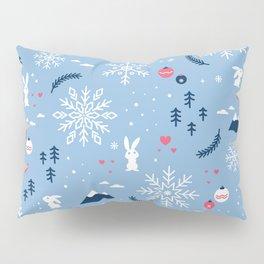 Merry X'mas Pillow Sham