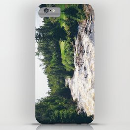 Golf Course in the Minnesota North Woods iPhone Case
