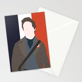 MARIUS – LES MISÉRABLES Stationery Cards
