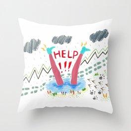 HELP!!! Throw Pillow