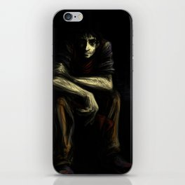 Luke iPhone Skin