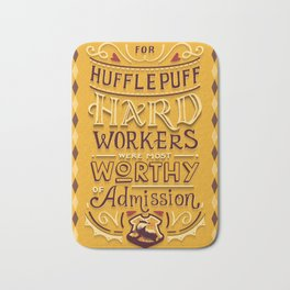 Hard Workers Bath Mat