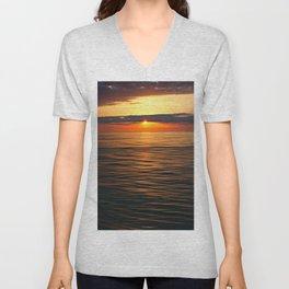 Cromer Seascapes Unisex V-Neck