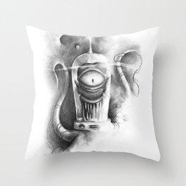 The Kodos of Rigel VII Throw Pillow