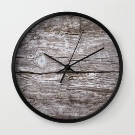 Piece of Driftwood #decor #society6 #buyart Wall Clock