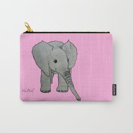 Emma Sweet Pea Carry-All Pouch