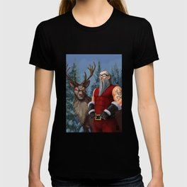 Who You Callin' A Jolly Ol' Elf? T-shirt