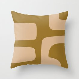 Bas Relief #2 Throw Pillow