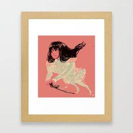 queen satsuki Framed Art Print
