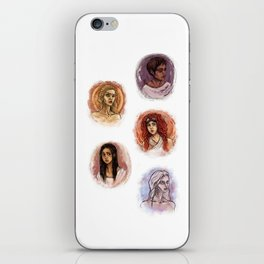 THE WIVES iPhone Skin