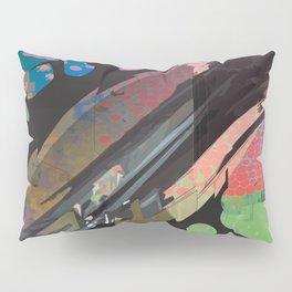 Brushstroke Pillow Sham