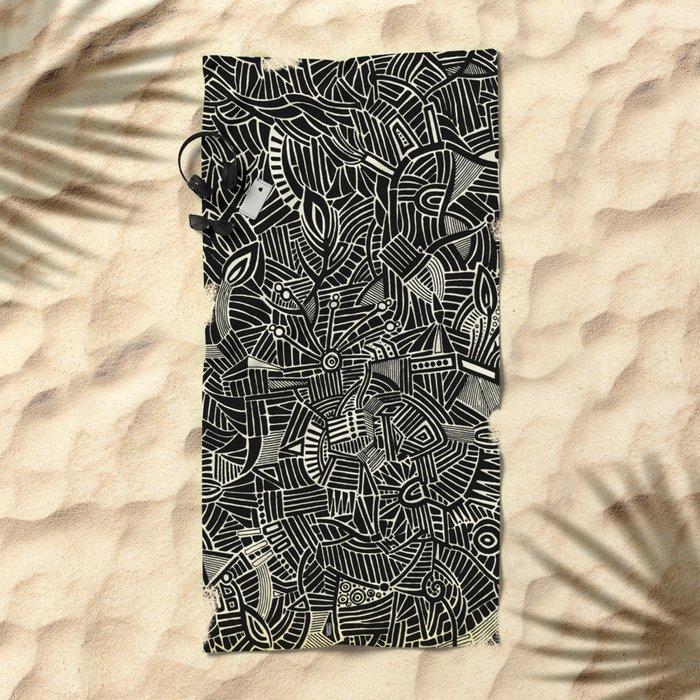 - dynamo - Beach Towel