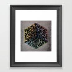 Friends and Family Framed Art Print