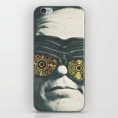 Misty-eyed iPhone & iPod Skin
