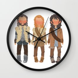 The Company Wall Clock