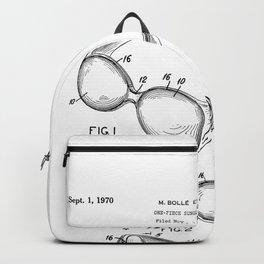 Fashion Sunglasses Gift for Beautiful Woman Stylish Backpack