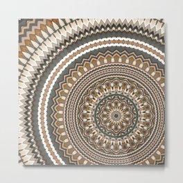 Mandala 81 Metal Print
