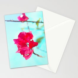 Jamaican Bogenvia Stationery Cards