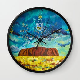 The Great Southland Wall Clock