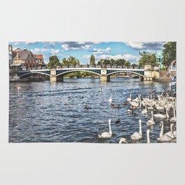 Windsor Town Bridge Rug