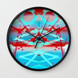 The Olympiad - early Olympics Wall Clock