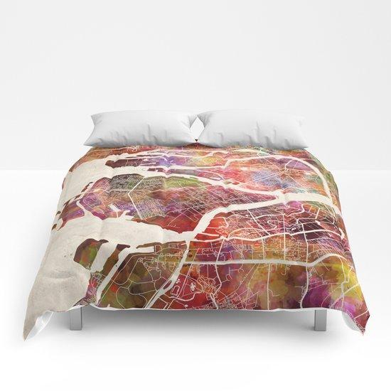 Saint Petersburg Comforters