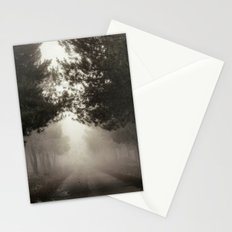 Mystery road.... Stationery Cards