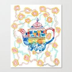 iPot Canvas Print
