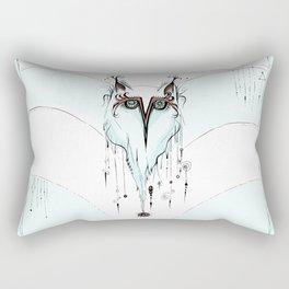 Owl Boho Rectangular Pillow