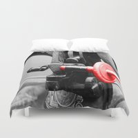sewing Duvet Covers featuring Sewing Machine by Four Hands Art