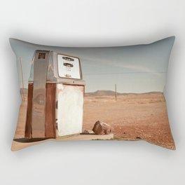 Desert Gas Rectangular Pillow