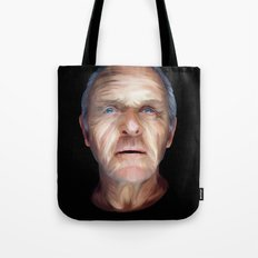 Anthony Hopkins Tote Bag