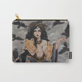 The Morrígan (The Great Queen) Carry-All Pouch