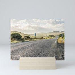 Road To Adventure Mini Art Print