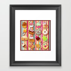 Sweeties Framed Art Print