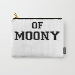 Property of MOONY Carry-All Pouch