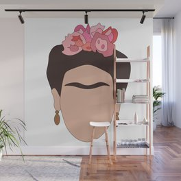 Fierce Frida Wall Mural
