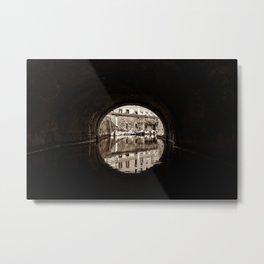 Omega Metal Print