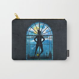 A Strange Visitor Carry-All Pouch