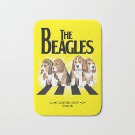 The Beagles Bath Mat