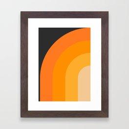 Retro 03 Framed Art Print