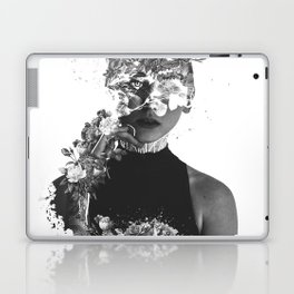 Death By Roses Laptop & iPad Skin