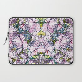 Rose bushes Laptop Sleeve