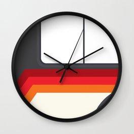 LVRY1 Wall Clock