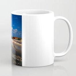 Folly Beach in Charleston SC Coffee Mug